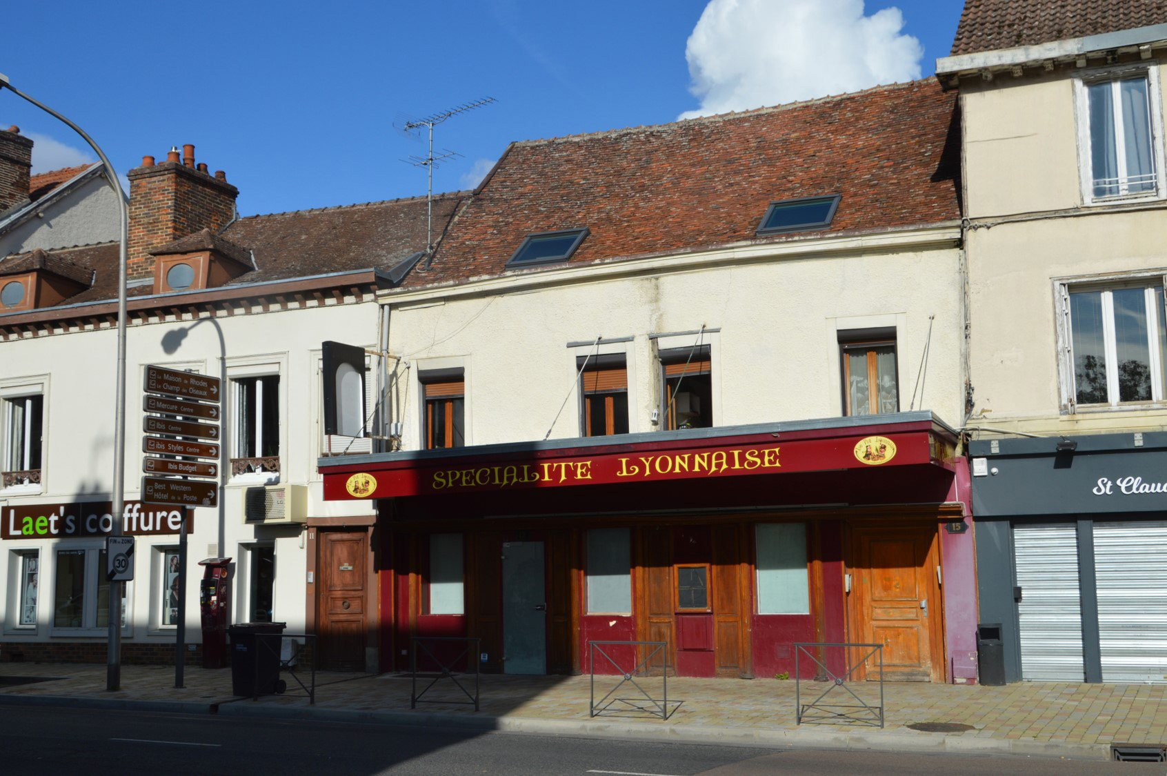Damonte Achat local commercial - Réf n° 1_19163