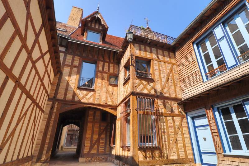 Damonte Location appartement - 22 rue champeaux, TROYES - Ref n° 3522