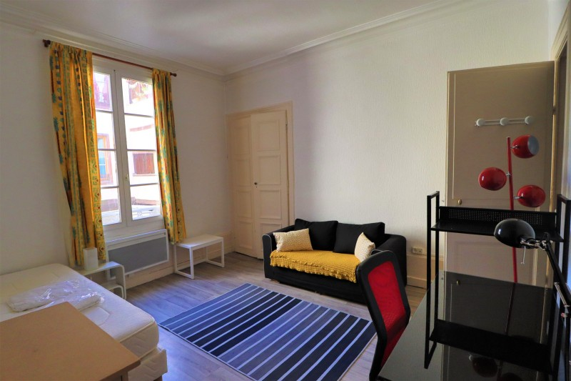 Location appartement – 15 rue du g...