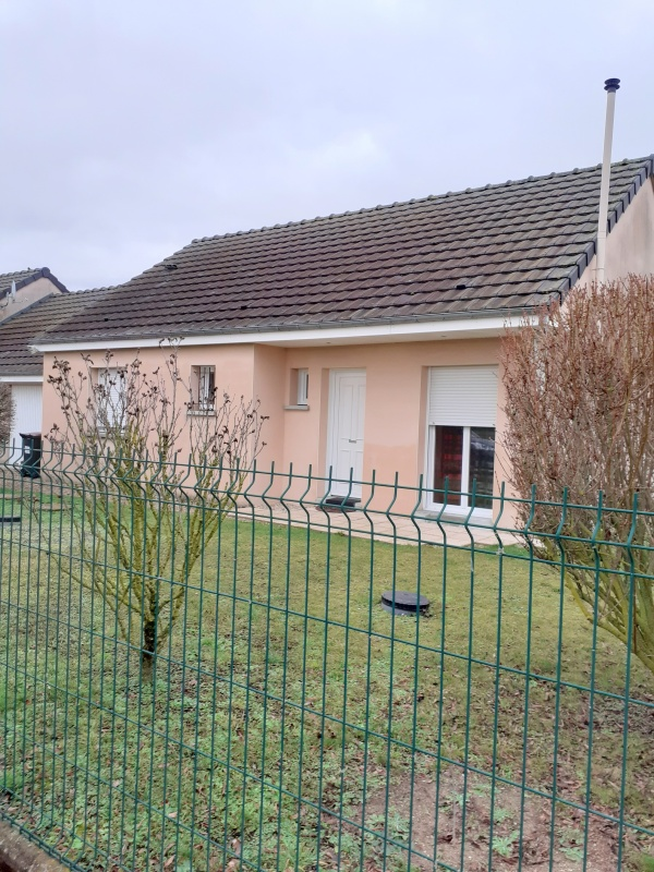 Damonte Location maison - 12 rue du valin, ST BENOIT SUR SEINE - Ref n° 6585