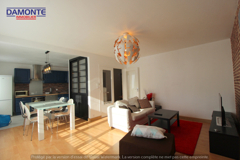 Damonte Location appartement - 1 rue pasteur, PONT SAINTE MARIE - Ref n° 7515