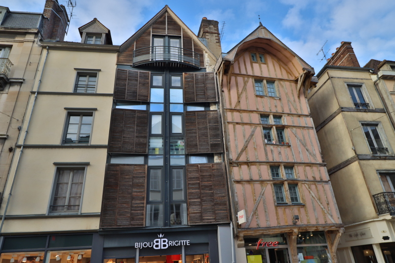 Damonte Location appartement - 110 rue emile zola - marche au pain, TROYES - Ref n° 7938